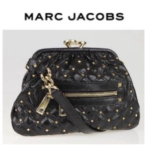 Marc Jacobs Bags - MARC JACOBS Studded Stam Satchel
